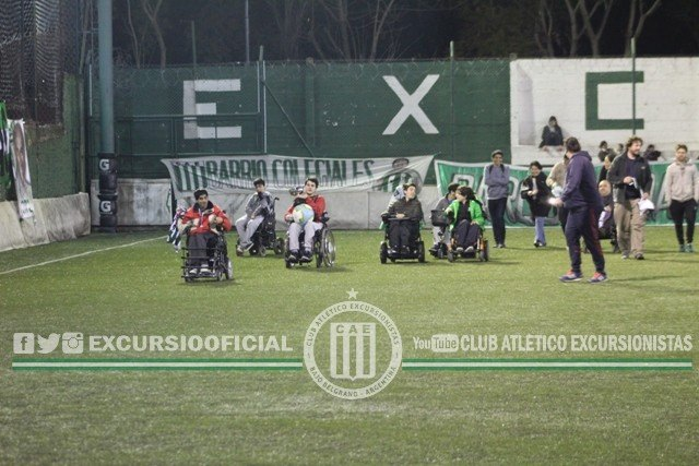 Excursionistas 1-1 Alem