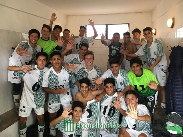 JUVENILES: 5° Fecha vs Barracas Central