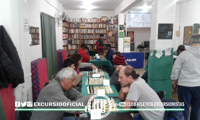 Fue el primer torneo de Ajedrez en la cual hubo gran concurrencia.
